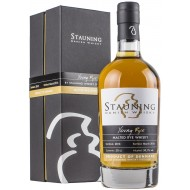 Stauning Danish Whisky 2016, Young Rye 50,1% 50 cl-20
