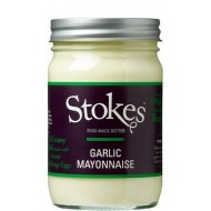 Stokes Garlic Mayonnaise 345g-20