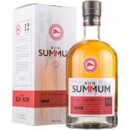 Summum 12 år Ron Dominicano Cognac Cask Finished Rom-20
