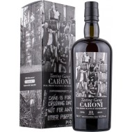 Tasting Gang 23 år Caroni Full Proof Blended Trinidad Rum, 63,5%-20