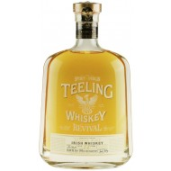 Teeling The Revival III 14 år Pineau des Charentes Finish Whiskey 46%-20