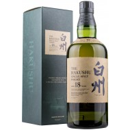 The Hakushu 18 år, Japansk Whisky 43%-20