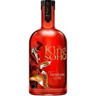 The King of Soho Variorum Gin Strawberry Edition 37,5%-21
