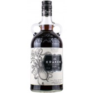 The Kraken Black Spiced Rum 40%-20