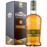 Tomatin 12 år Highland Single Malt Scotch Whisky 43%-21