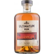 Ultimatum Foursquare 18 år Single Cask Selection 46%-20