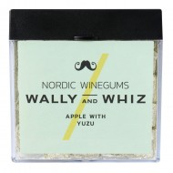 Wally and Whiz Vingummi, Æble med Yuzu 140g-20