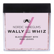 Wally and Whiz Vingummi, Solbær med Rosenblade 140g-20