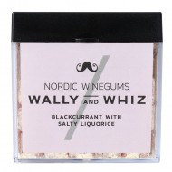 Wally and Whiz Vingummi, Solbær med Salt Lakrids 140g-20