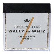 Wally and Whiz Vingummi, Lakrids med Kaffe 140g-20