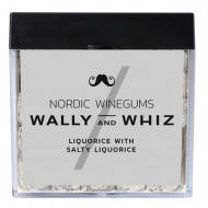 Wally and Whiz Vingummi, Lakrids med Salt Lakrids 140g-20