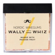 Wally and Whiz Vingummi, Mango med Passionsfrugt 140g-20