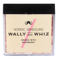 Wally and Whiz Vingummi, Mango med Hindbær 140g-20