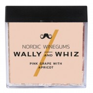 Wally and Whiz Vingummi, Pink Grape med Aprikos 140g-20