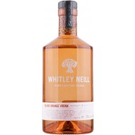 Whitley Neill Blood Orange Vodka 43%-20