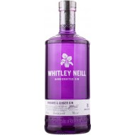 Whitley Neill Rhubarb and Ginger Gin 43%-20