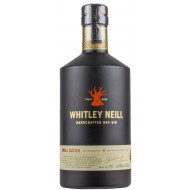 Whitley Neill Small Batch Handcrafted Dry Gin 43%-20
