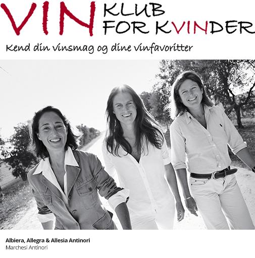 Vinklub for kVINder